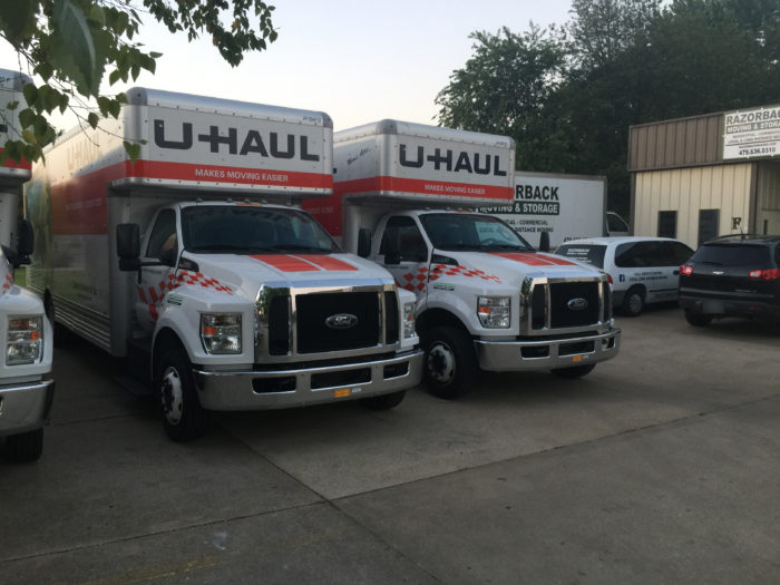 moving companies fayetteville ar